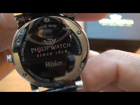 Unboxing-Relógio PHILIP Watch R8251193025 wales [ORIGINAL]