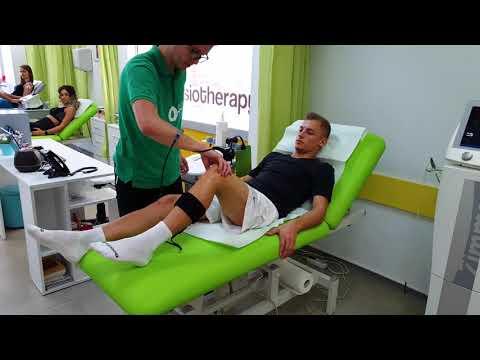 Durere la genunchi în partea laterală