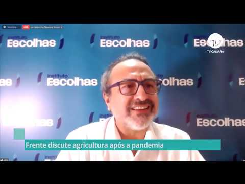 Frente discute agricultura após a pandemia - 24/06/20