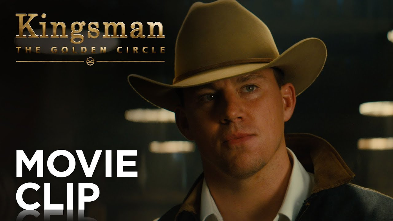 Kingsman: The Golden Circle - That Dog Don't Hunt