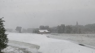 Thunder Snow Colorado