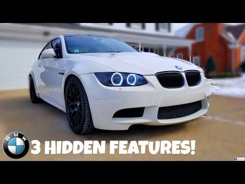 Bmw Hidden Features