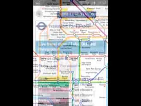 Video of London Transport Planner