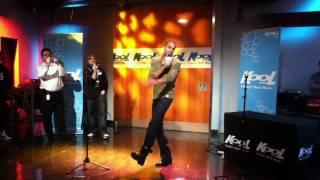 Jrdn live - Like magic at KOOL FM