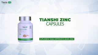 Tianshi Zinc Capsules...