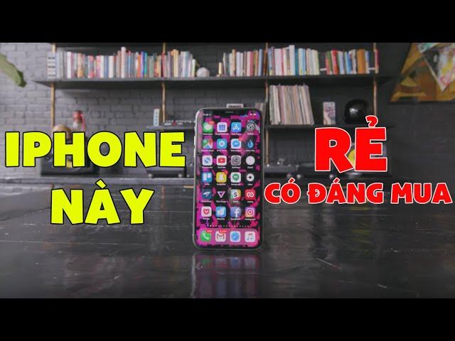 iPhone X tụt giá KHÔNG PHANH sau 2 tháng