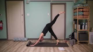 Protected: March 13, 2021 – Amanda Tripp – Hatha Yoga (Level II)