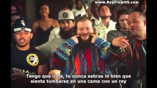 Action Bronson feat Chance The Rapper - Baby Blue (Subtitulada en español)