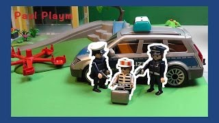 Playmobil Film Deutsch Der Einbruch / Kinderfilm / Kinderserie Von Paul Playm