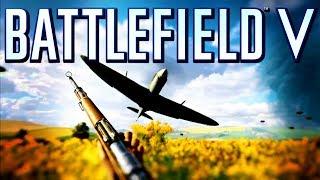 Battlefield 5: Battle Royale, New Maps and More! (Battlefield V Gamescom)