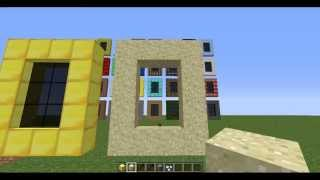 How to Craft an Ingiter and build a Sand Portal [NEW] [1.7.10] - Video Youtube