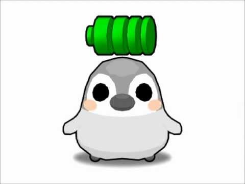 Video of Pesoguin Battery 3D -Penguin-