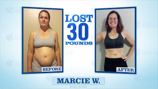 Grandma Marcie Lost 30 Pounds And Won $27,000 In Beachbody Challenge!