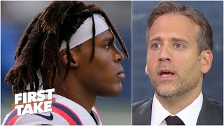 Cam Newton is playing for his legacy, not money - Max Kellerman | First Take