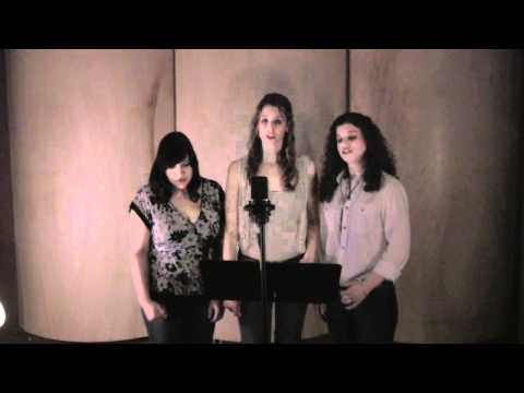 """Didn't Leave Nobody But the Baby"" Live in The Studio, Mara Dominowski, Lindsay Rubin, Dana Mancuso"