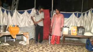 preview picture of video 'Stage Drama At Maye Di Jhuggi Faisalabad     03027093559 Part 1'