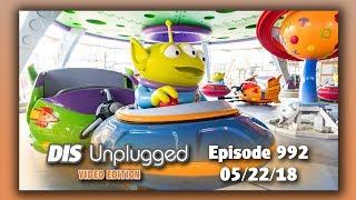 Walt Disney World Discussion | 05/22/18 - Video Youtube