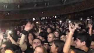 DARK ANGEL - Darkness Descends/We haVe Arrived @Live at Metal Fest Chile 2014