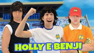 HOLLY E BENJI NELLA VITA REALE - Parodia