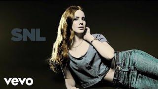 Lana Del Rey   Blue Jeans (Live On SNL)
