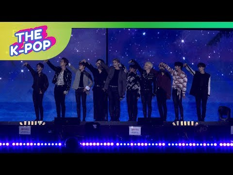 SEVENTEEN, Our Dawn Is Hotter Than Day & HOME [Dream Concert 2019, Fancam, 190518] 60P