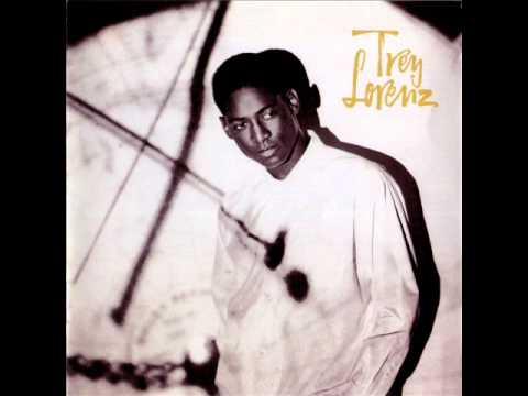 Trey Lorenz - Baby I'm In Heaven (1992)