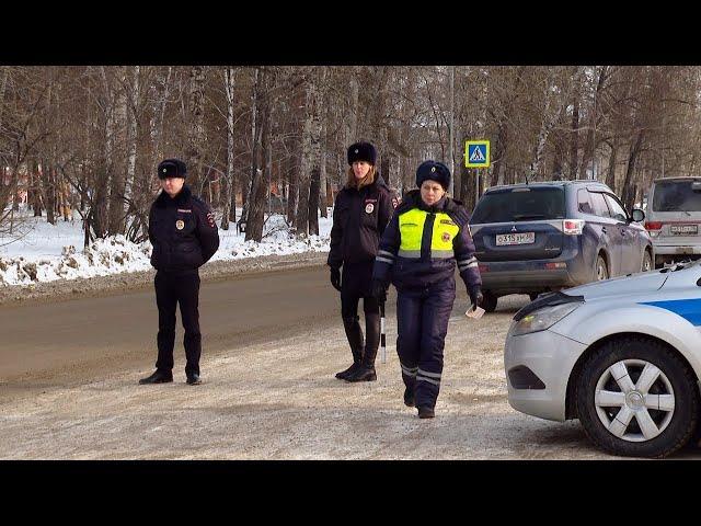 Инспекторы ГИБДД Ангарска проверили правила перевозки детей