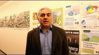 Nicolas Crysogelos - European Parliament - The Greens