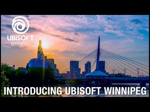 Studio Ubisoft Winnipeg - Trailer de bienvenue de