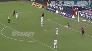 Manchester United Vs Real Madrid 2 0 | Ander Herrera Goal