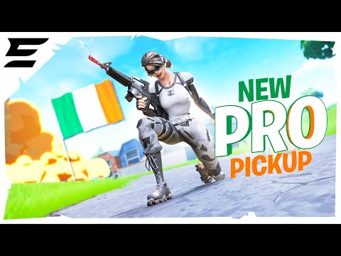 Welcome Evade's New Pro Irish Player