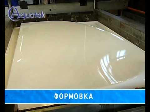 Акриловая ванна Акватек Оберон (160x70) с гидромассажем 4