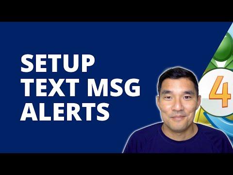 Mt4 sms alerts indicator