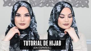 TUTORIAL DE HIJAB (SPANISH) OMAYA ZEIN