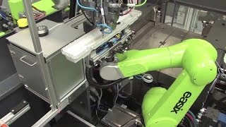 ENGEL Victory 300 Tech | Direct Application Of PUR Sealing