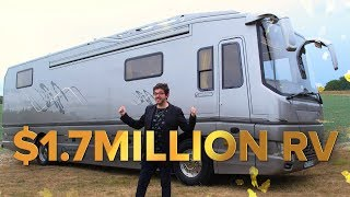 This $1.7M RV is the ultimate in luxury road tripping | Techadence #4