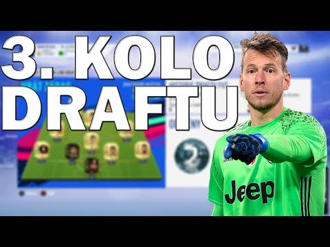 Mega Kiksy Brankářů!! | DRAFT-3.KOLO  | FIFA 19 | CZ/SK