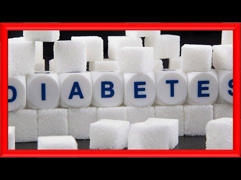 El número medio de vivir con diabetes