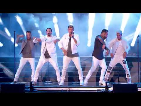 Dont Go Breaking My Heart Backstreet Boys At Wango Tango