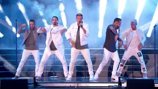 Don't Go Breaking My Heart   Backstreet Boys At Wango Tango