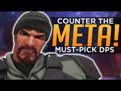 Overwatch: Counter the META! - Must-Pick Damage Heroes!
