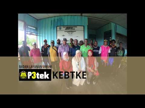 FS PLTS Komunal Kabupaten Asmat, Papua
