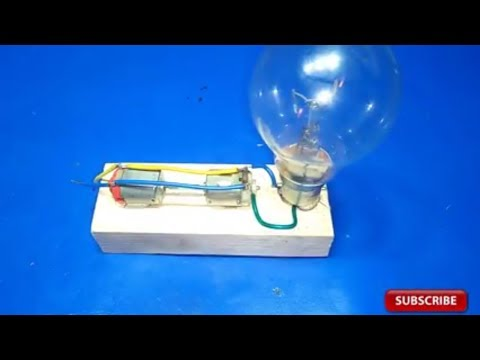 How to Make Free energy generator 220v from 12v dc motor by piezo igniter device  for beginners 2018