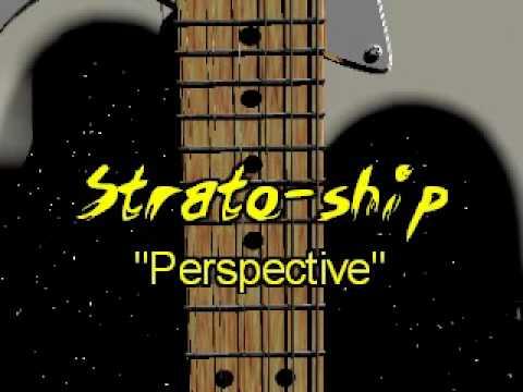 "Stratoship-Perpective  ""See Ya Later"""