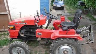 мототрактор 6 місяців після покупки.яку площу може обробить такий трактор.