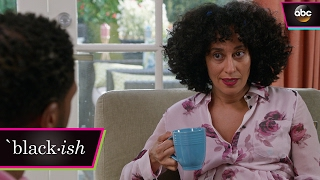Dre and Bow Debate Baby Names - black-ish 3x14