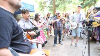 """""""Wild Bill Jones"""" with The Infamous Stringdusters, Anders Beck, Dave Bruzza and Allie Kral"""