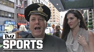 Benjy from 'Howard Stern' -- WORST APOLOGY EVER ... After Crashing NFL Event | TMZ Sports