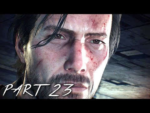 THE EVIL WITHIN 2 Walkthrough Gameplay Part 23 - Stronghold (PS4 Pro)