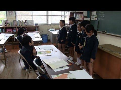 種子島の学校活動:安納小学校市小学校集合学習中学年対象2018年